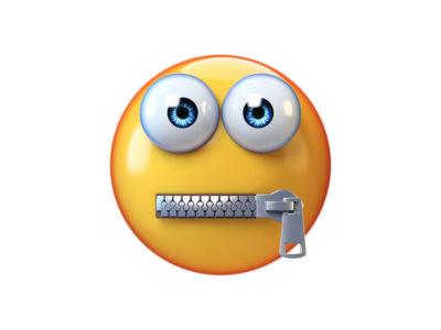 Zahnarzt mit Schweigpflicht
