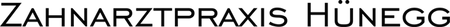 Zahnarztpraxis Hünegg Logo